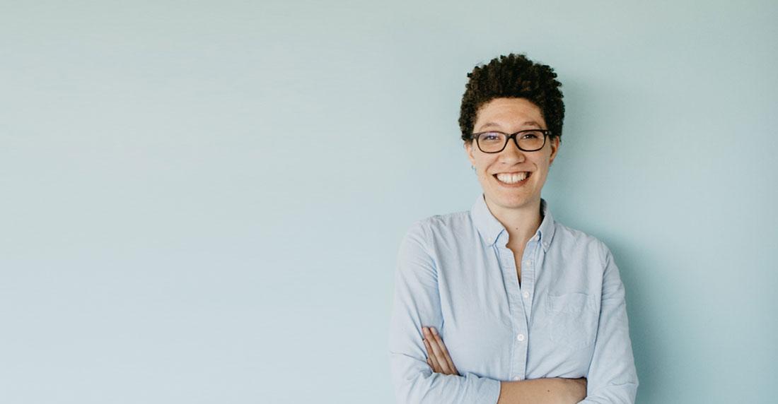 Jackie Godsey - Assistant Visual Designer