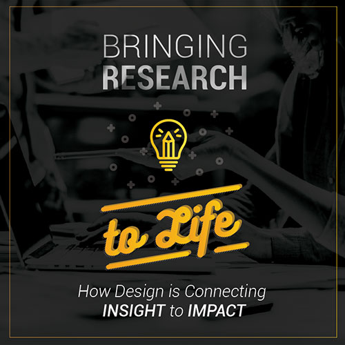 Bringing Research to Life: How Design Is Connecting Insight to Impact
